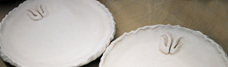 przyk lad ceramiki z logo zagrody jamneńskiej