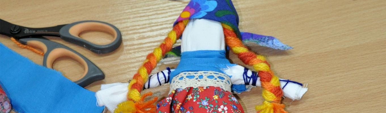 warsztaty lalki - motanki